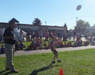 Annual National Football League Punt, Pass & Kick Competition