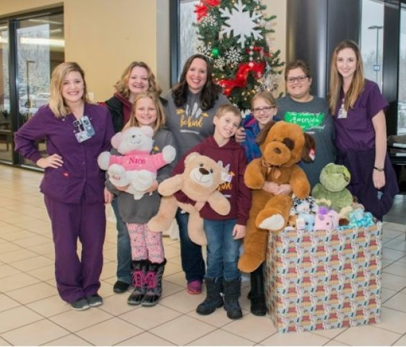 Presents for Pediatrics