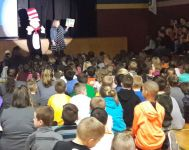 MARCH IS READING MONTH CELEBRATION