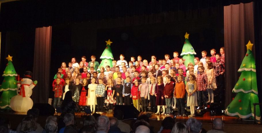 Winter Music Program